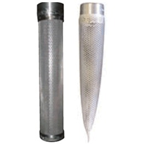 "Stainless Steel Foot Valves | 2"" Suction Strainer"