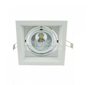 15W Recessed LED AR111 Dimmable Downlight Fitting