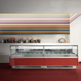 Ice Cream Display Cabinet | Orion KT24