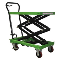 "Double Scissor Lift Trolley | STURGOâ""¢"