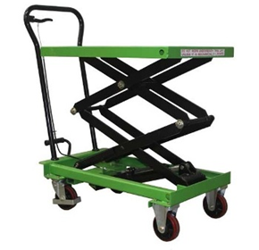 Double Scissor Lift Trolley | STURGO™
