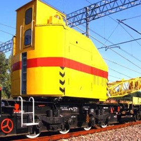 Safety Access Systems & Platforms for Train and Locomotives
