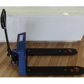 Pallet Jack Weigher | Nuweigh