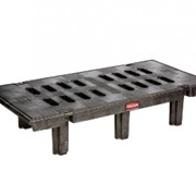 Dunnage Rack | Rubbermaid HOS-109-RFG449100