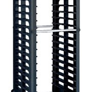 18 Slot Rack | Rubbermaid 3320 Max System™