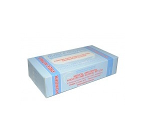 Carton of Nitrile Blue Powder & Latex Free Gloves | MADPAC