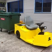 5K Battery Electric Tug | Cushman