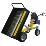 Battery Electric Tipper for Towing | Alitrak DT300L
