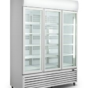 Upright Glass Door Refrigerator | ME-T16