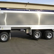 Steel or Aluminium Dog Trailers | M.A.R.S