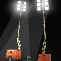 LED Lighting Towers | JLG