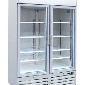Upright Glass Door Freezer | AFD930