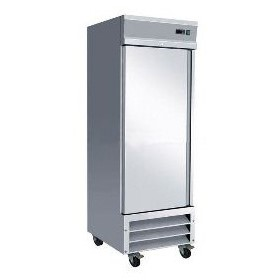 Upright Stainless Steel Freezer | ASF680