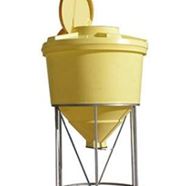 3000 Ltr Centre Discharge Hopper | JB3000MS