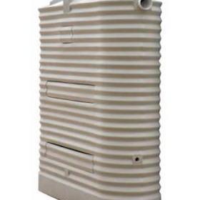 Slimline Rainwater Tanks | Orion Australia
