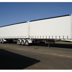 Tautliners/Curtain Sided Trucks & Trailers | M.A.R.S