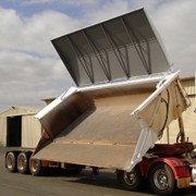 Side Tippers for Trucks | M.A.R.S