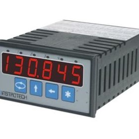 5 1/2 Digit Process Indicator | Model 5001 - Instrotech Australia