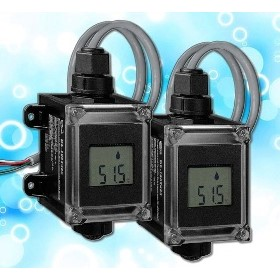 Remote Temperature & Data Logger Modules - DL-100T Series of IP66