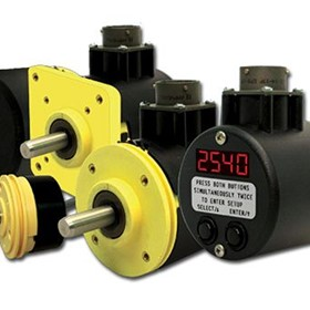 Heavy Duty Rotary Shaft Encoder
