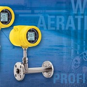 Aeration Flow Meter With Profibus | FCI ST100