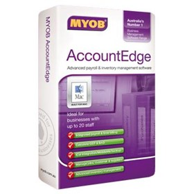 Accounting Software | Mac MYOB