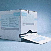 White Sterile Gloves | Ansell Gammex