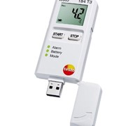 USB Temperature Data Logger | testo 184 T3
