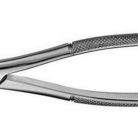 Forceps for Upper Central Incisors & Canines | Alpha Medical Solutions