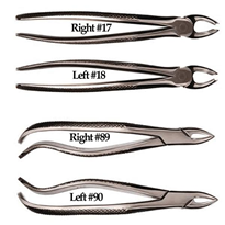 Forceps for Upper Molars | Alpha Medical Solutions