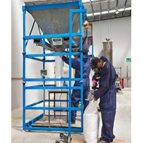 Contract Chemical Packing & Packaging Services