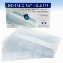 Dental X-Ray Holders with Clear Sleeves | PDS