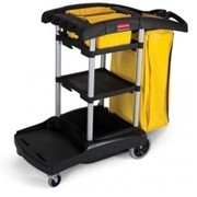 Hi Capacity Janitor Cart | Rubbermaid