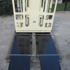 Used Push/Pull Sheet Saver | Brudi PRNG035A1548 Unit #A85
