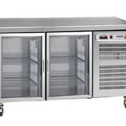 Glass Door Refrigerated Counters | MFP-135C FP GD or GN