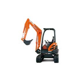 Zero Tail Swing Mini Excavator | U25-3S