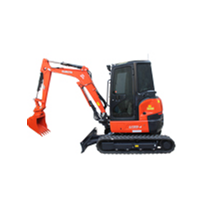 Zero Tail Swing Mini Excavator | U35-4