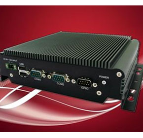 Compact Industrial Embedded PC | SBOX-2610