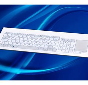 Capacitive Industrial Keyboard | KR21201