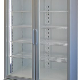Upright Glass Door Refrigerator | ACS1000