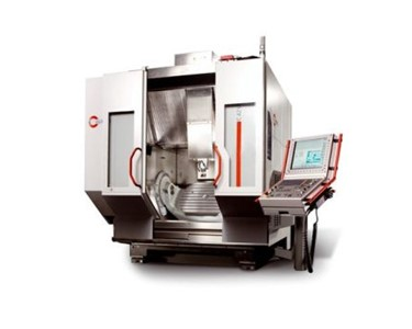 CNC Vertical 5 Axis Machining Centre | Hermle C42/MT