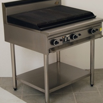 Commercial Chargrill BBQ | Petra Equipment