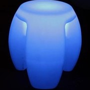 Illuminated Funky Stool | NHS