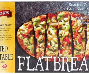 A new style product receiving particular attention in the US in the first half of 2013 was flatbread pizza.