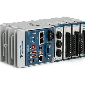 Rugged Controller for Stand-Alone Data Logging | CompactDAQ
