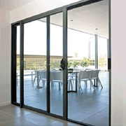 Aluminium Sliding Door | Trend Synergy