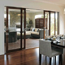 Timber Sliding Door | Trend Meranti