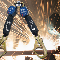 Self Retracting Lifelines for Hot Work Use | Nano-Lok™
