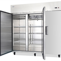 Commercial 3-Door Freezer | Petra Equipment