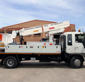 13 Metre High Voltage Insulated Cherry Picker for Hire | Abbey